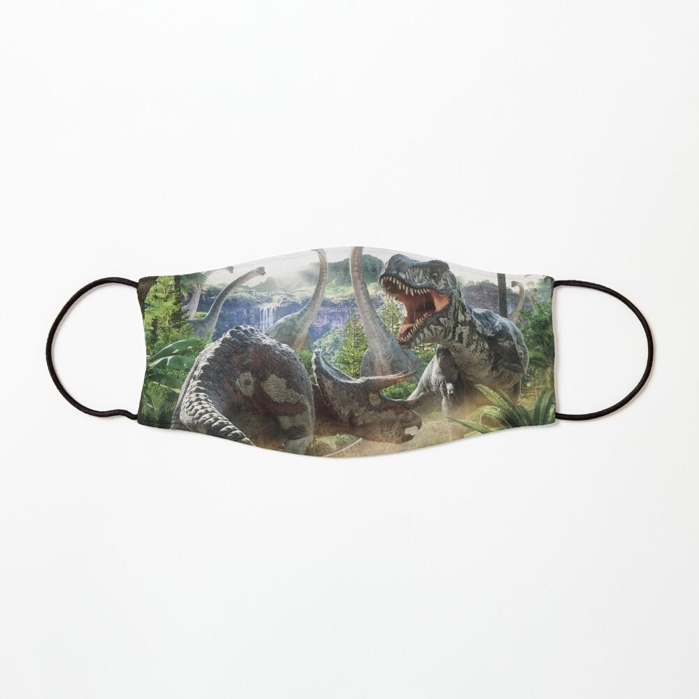Dinosaur Battle Mask