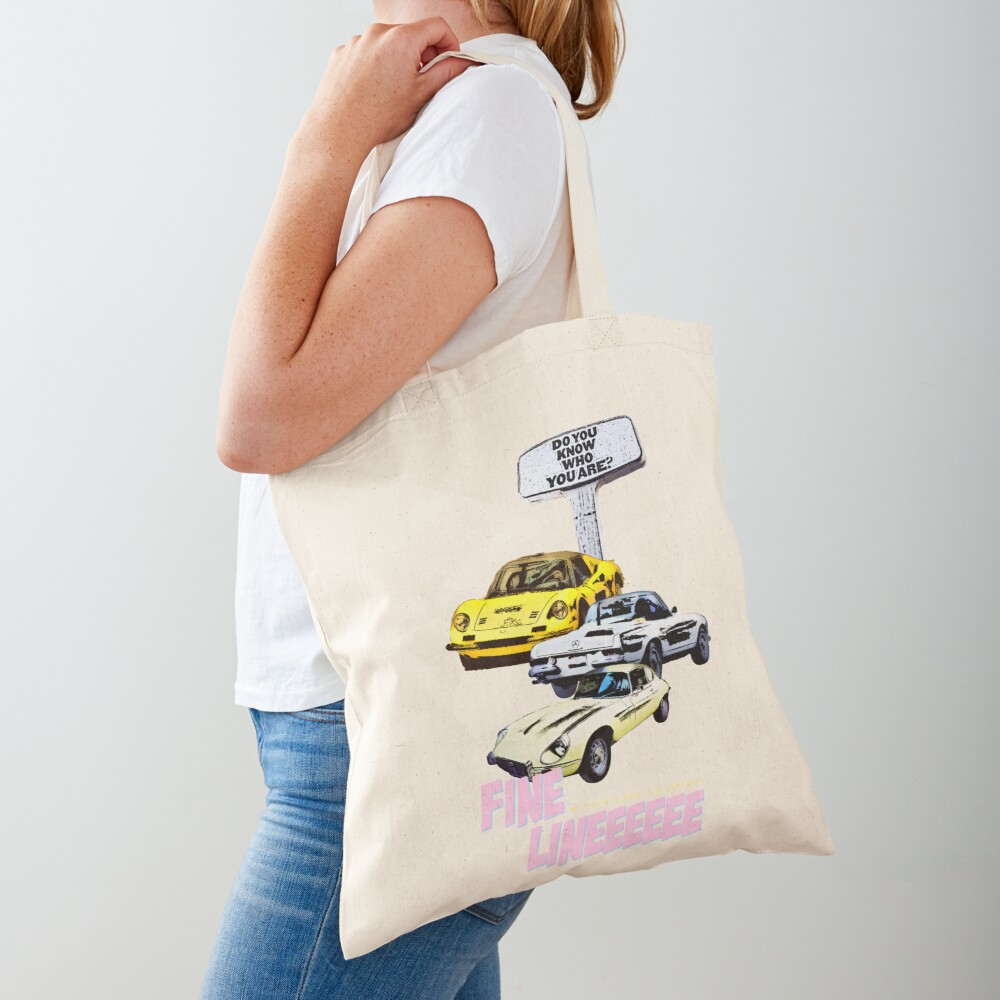 A RIDE LIKE NO OTHER Tote Bag
