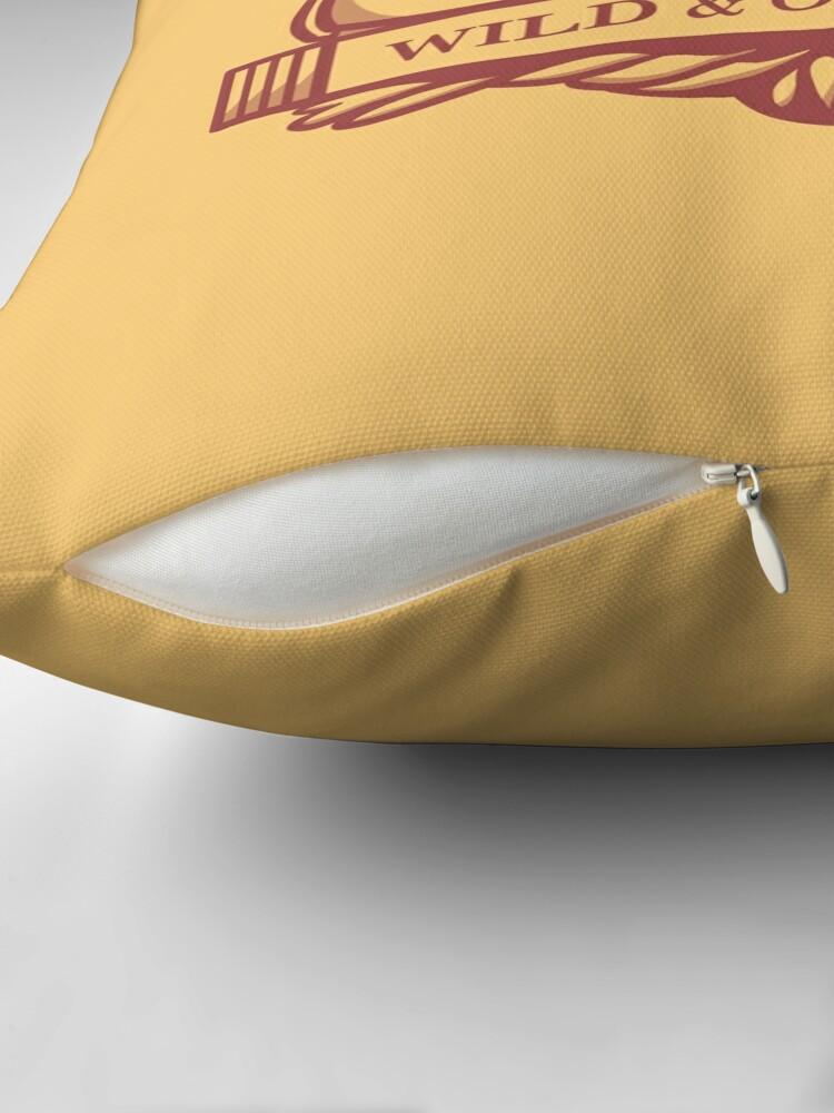 Alternate view of Wild and Outdoor Floor Pillow