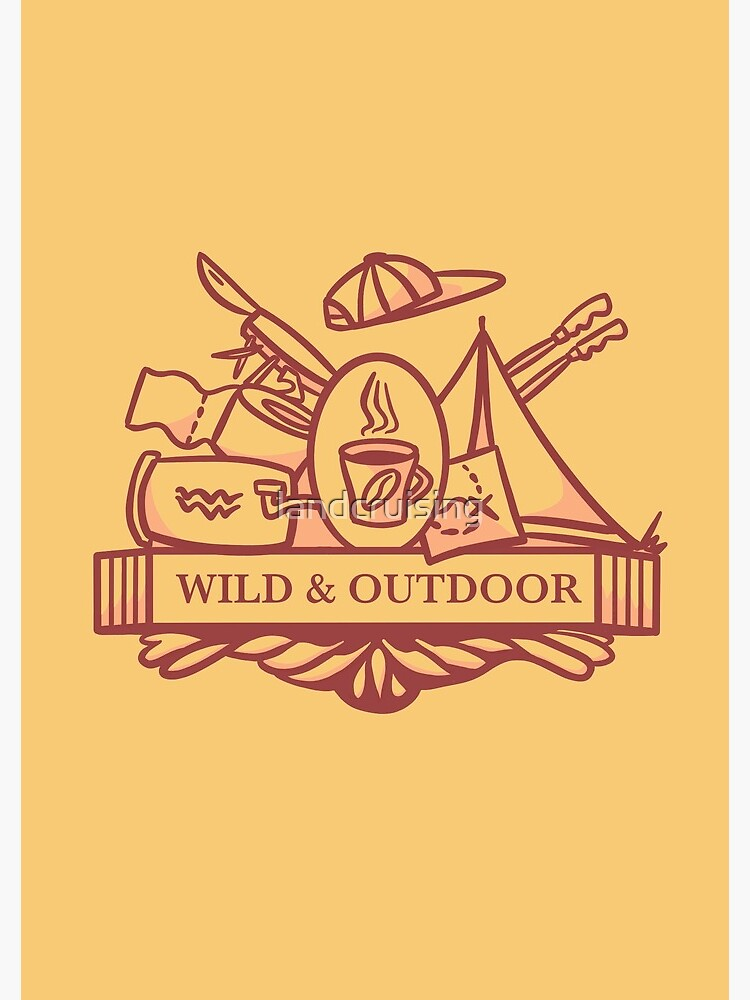 Wild and Outdoor by landcruising