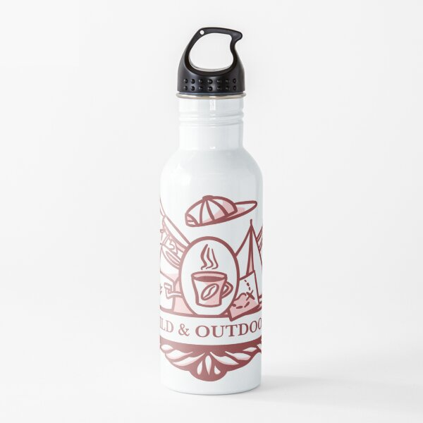 Wild and Outdoor Water Bottle