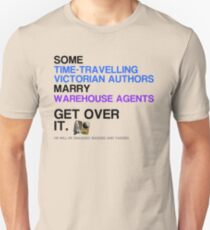 Some Victorians marry Warehouse agents Light Version. Unisex T-Shirt