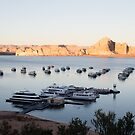 Lake Powell Reservoir by SteveHphotos
