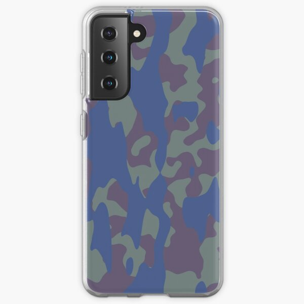 Camo Samsung Galaxy Soft Case