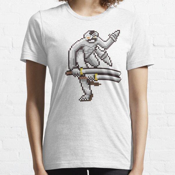Ninja Borg Camiseta esencial