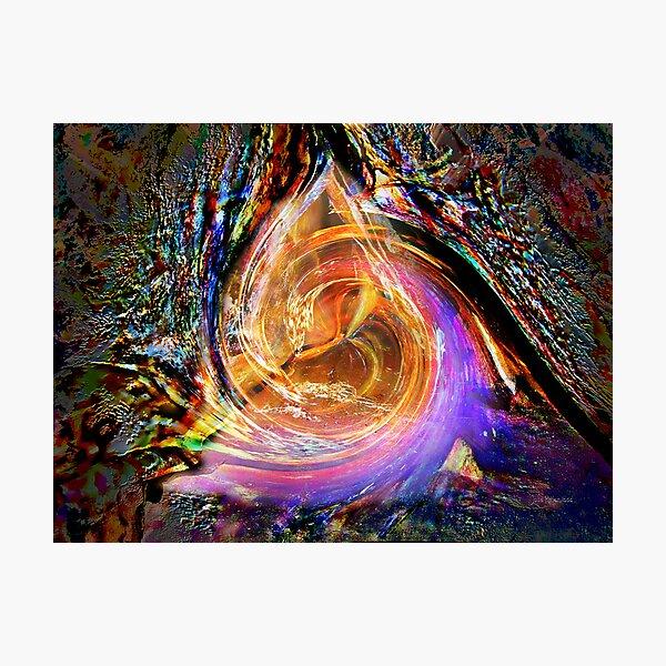 Colours of Uluru Photographic Print