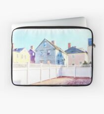 Painted Houses Portsmouth Laptop Sleeve