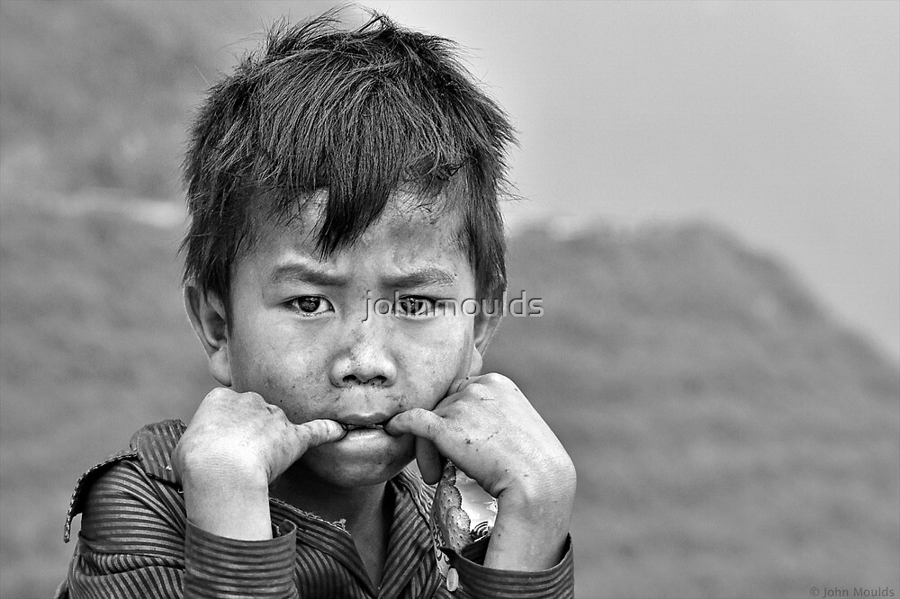 Mountain boy... by johnmoulds