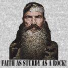 Faith as Sturdy as a Rock  by riskeybr