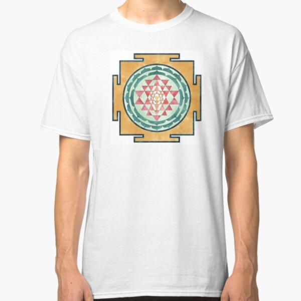Sri Yantra 07 Classic T-Shirt
