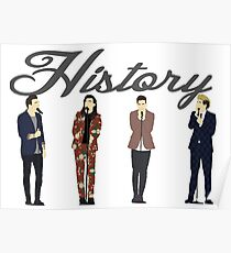 One Direction 9 Poster