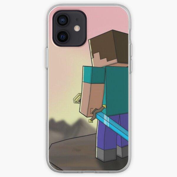 Minecraft iPhone Soft Case