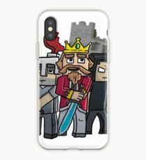 Minecraft Hunger Games iPhone cases & covers for XS/XS Max