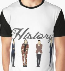 One Direction 9 Graphic T-Shirt
