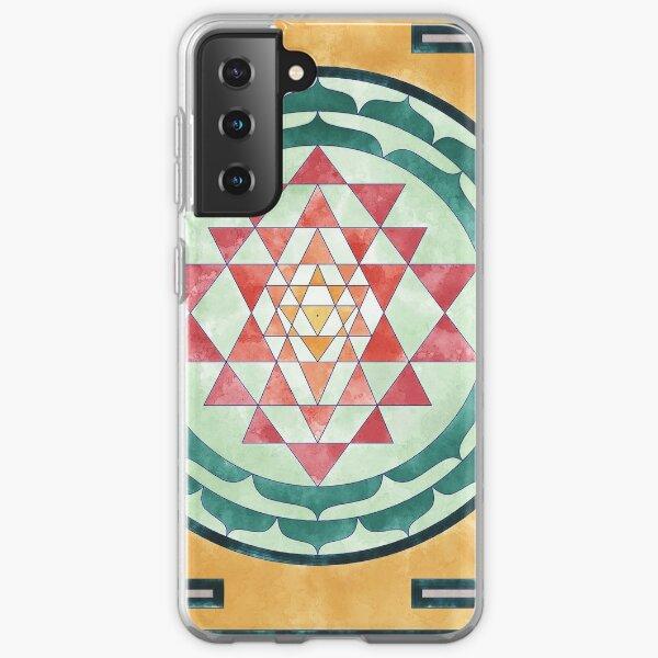 Sri Yantra 06 Samsung Galaxy Soft Case