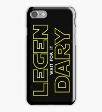 The Legend Awakens iPhone Case/Skin
