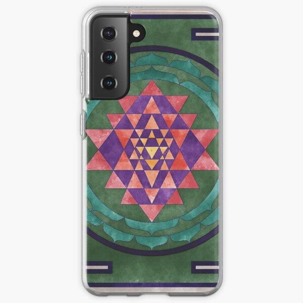Sri Yantra 03 Samsung Galaxy Soft Case