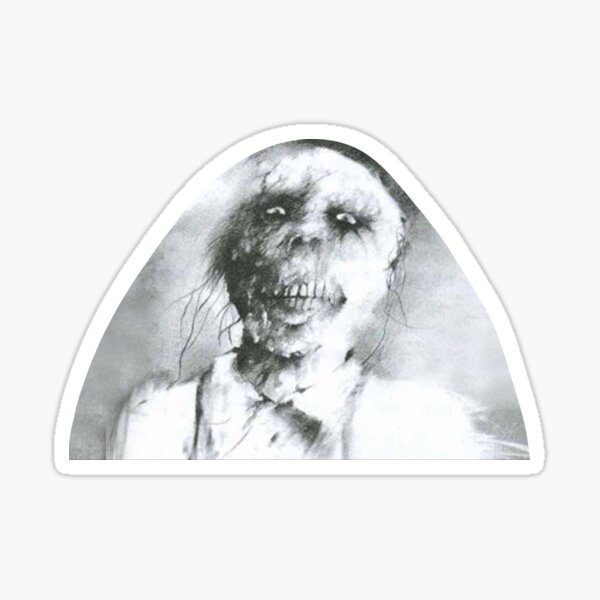 Scary Stories Sticker