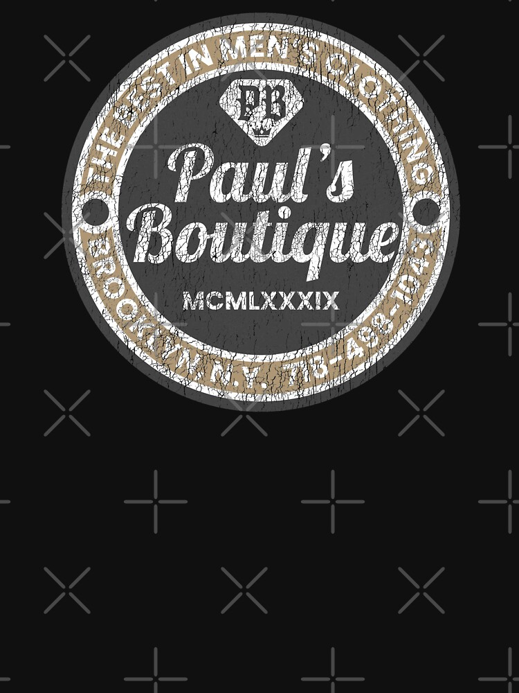 Paul's Boutique Distressed by lboisvert