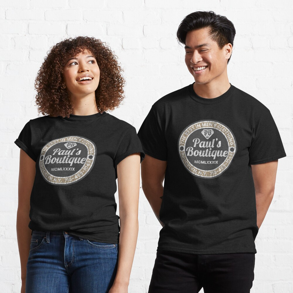 Paul's Boutique Distressed Classic T-Shirt