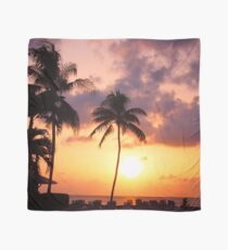 Relaxation and Vacation in a Caribbean Paradise Scarf