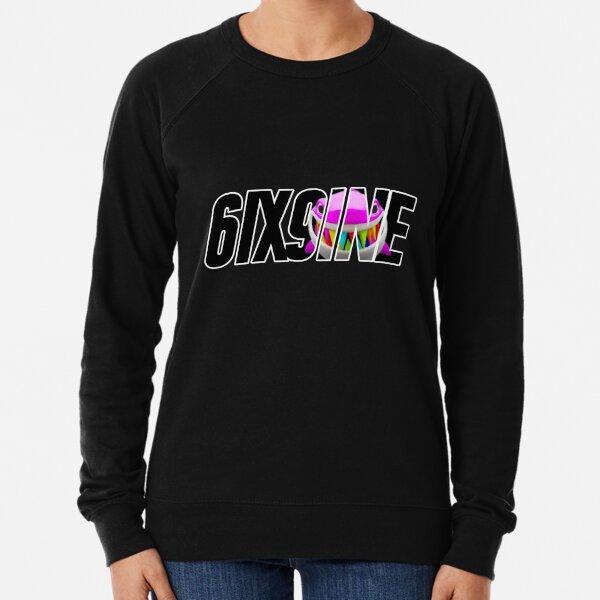 6ix9ine requin tekashi 69 trollz gooba punani design Sweatshirt léger