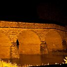 Night on Richmond Bridge by pennyswork
