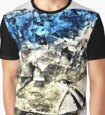 Cracked ice  Graphic T-Shirt