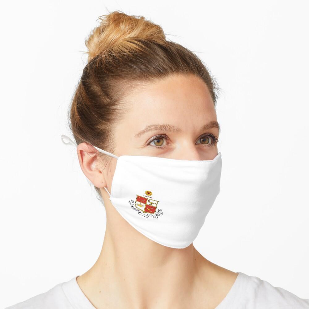 Beta Sigma Psi - Crest Mask