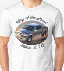 Dodge Ram Truck King of the Road Unisex T-Shirt