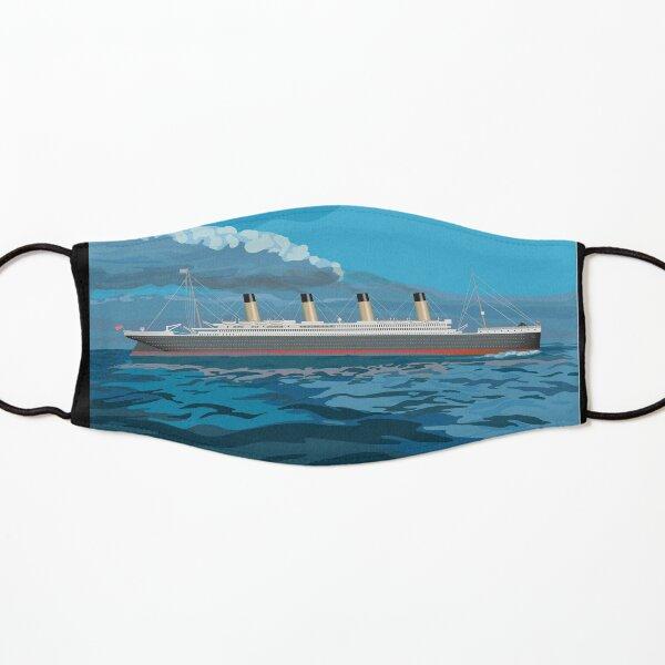 Titanic Waters Kids Mask