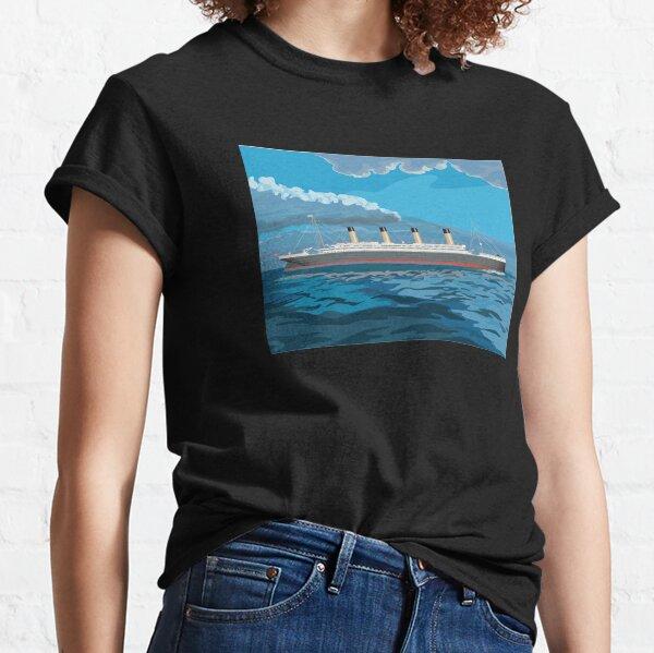 Titanic Waters Classic T-Shirt