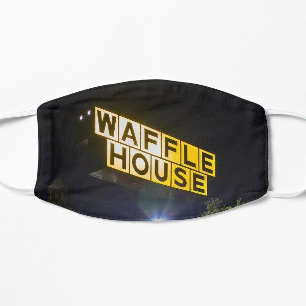 Waffle House #1990 Flat Mask