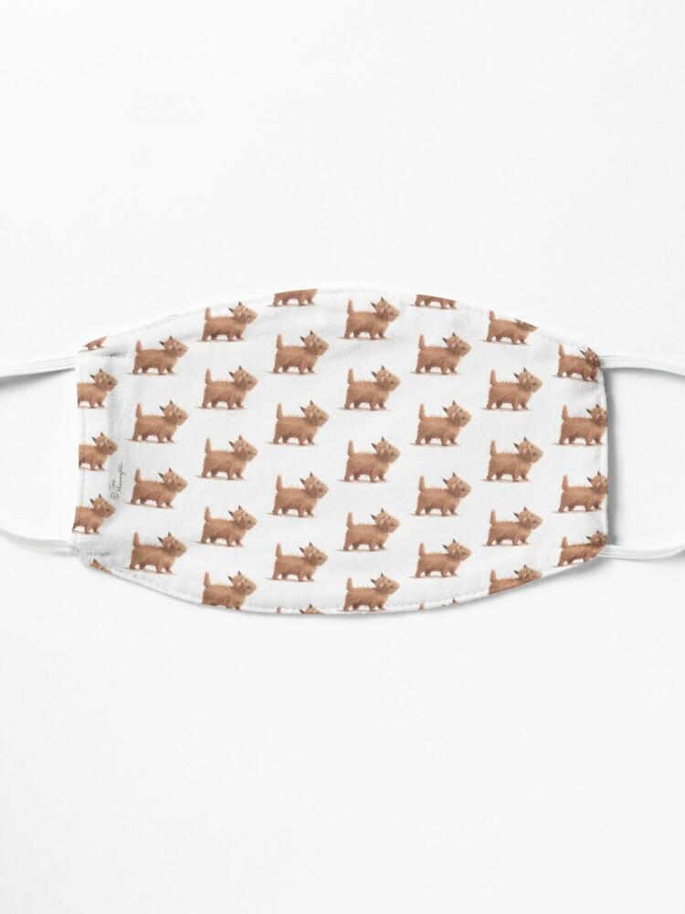 Alternate view of Woofi - Scottish Dog / Cairn Terrier Mask