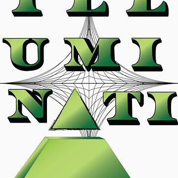 Illuminati Shirt by DubstepDrop