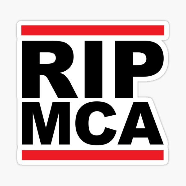 MCA Sticker