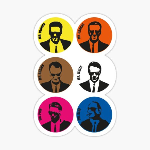 Reservoir Dogs Sticker