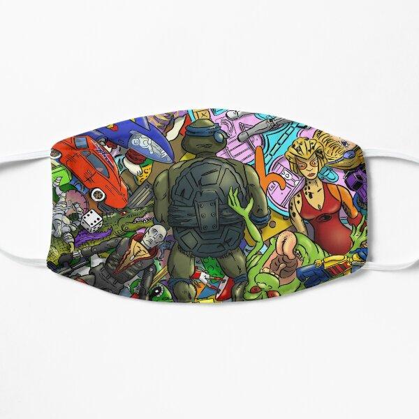 Retro Toy Box Mask