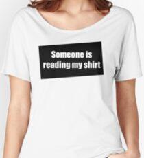 Literacy T-Shirt Women's Relaxed Fit T-Shirt