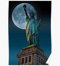 Liberty Moon Poster