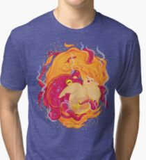 I'm on fire Tri-blend T-Shirt