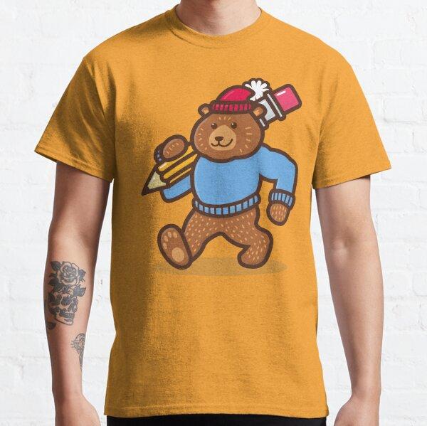 The Pencil Bear Classic T-Shirt