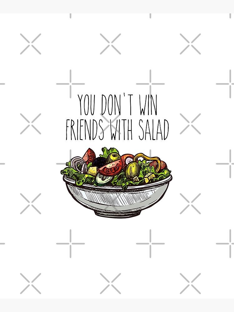 Simpsons Salad by MissClaraBow