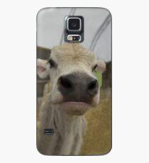 Nosey Calf, Cute Jersey Cow Case/Skin for Samsung Galaxy