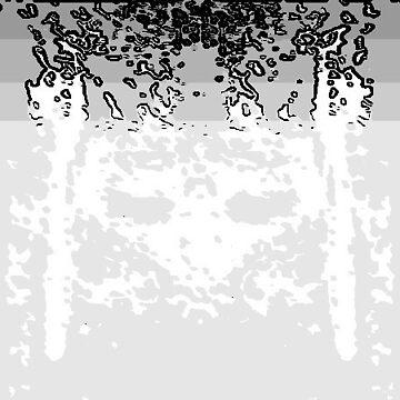 Skull of light By Michael Dyer by CVMDYER1972