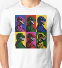 Dinosaur Pop Art Unisex T-Shirt