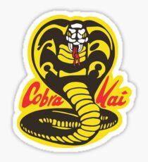 The Karate Kid - Cobra Kai Logo Sticker