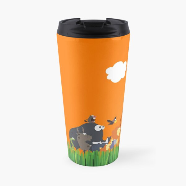What's going on in the jungle? Travel Mug