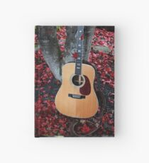 Leaves In The Martin Hardcover Journal