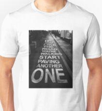 Road Markings Unisex T-Shirt